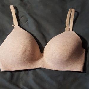 Ambrielle Natural Comfort wire free bra